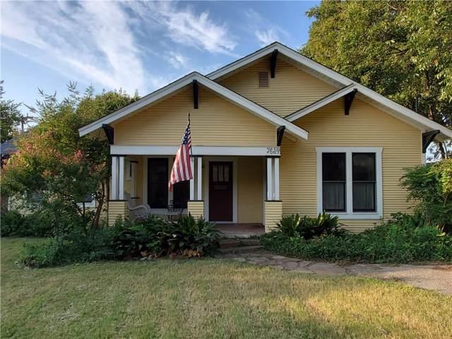 7659 Oak Street, Frisco, TX 75033 (MLS #14184863) :: Caine Premier Properties