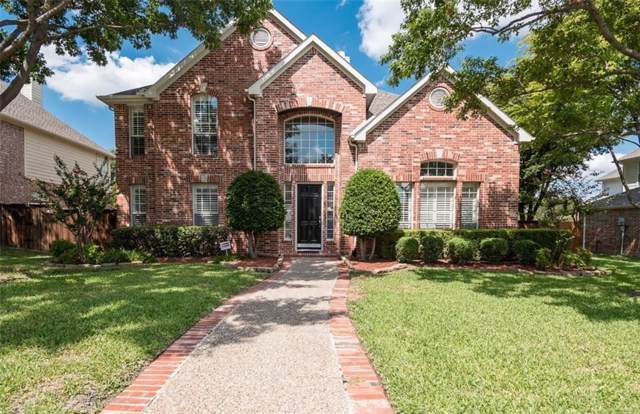 3505 Leighton Ridge Drive, Plano, TX 75025 (MLS #14184880) :: The Real Estate Station