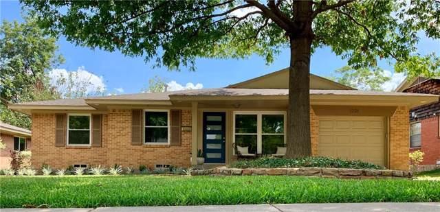 1221 Dalhart Drive, Richardson, TX 75080 (MLS #14184881) :: Robbins Real Estate Group