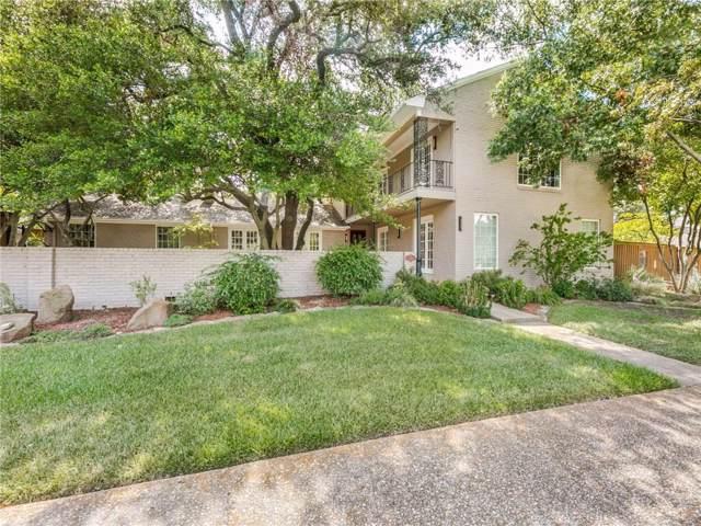 7210 Elmridge Drive, Dallas, TX 75240 (MLS #14184883) :: Team Hodnett
