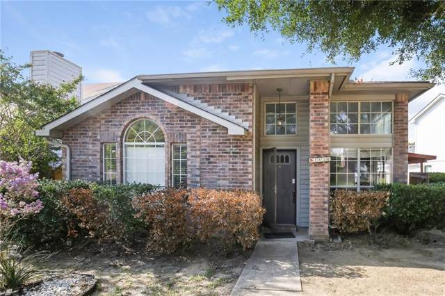 1436 Savannah Street, Mesquite, TX 75149 (MLS #14184888) :: The Chad Smith Team