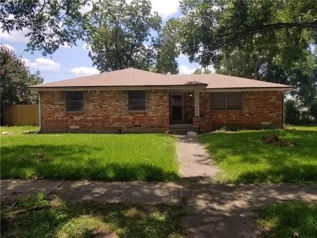 2628 Sharpview Lane, Dallas, TX 75228 (MLS #14184900) :: North Texas Team | RE/MAX Lifestyle Property