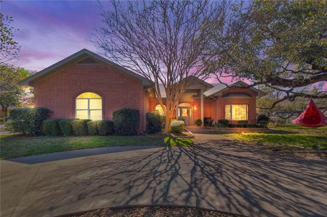 6317 Circo Drive, Granbury, TX 76049 (MLS #14184902) :: The Heyl Group at Keller Williams