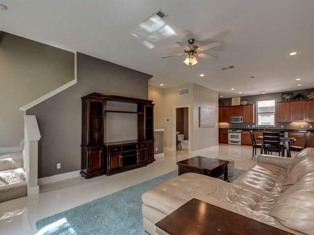 1611 Tribeca Way, Dallas, TX 75204 (MLS #14184903) :: Baldree Home Team