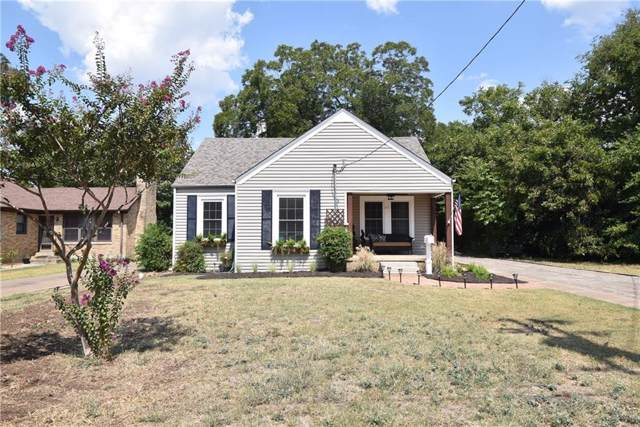 1217 Park Drive, Hillsboro, TX 76645 (MLS #14184917) :: All Cities Realty