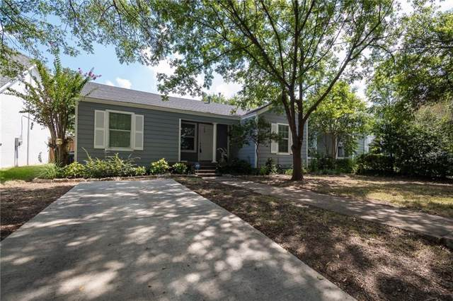 2613 Ryan Avenue, Fort Worth, TX 76110 (MLS #14184922) :: The Heyl Group at Keller Williams