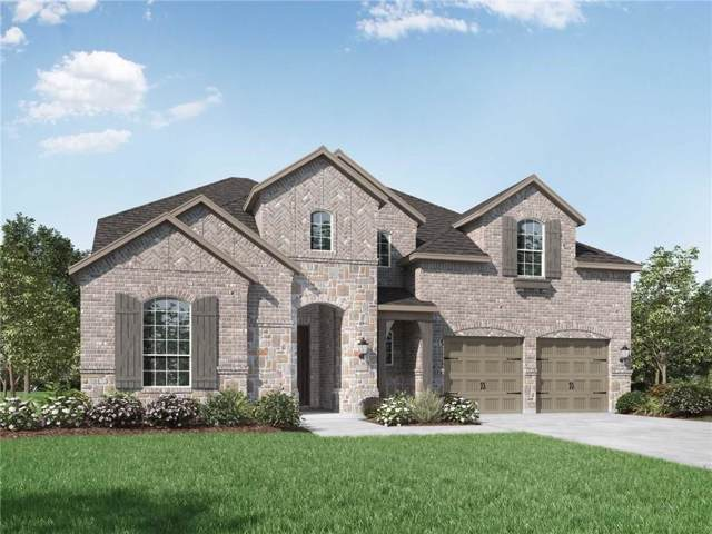 1000 Park Terrace Court, Roanoke, TX 76262 (MLS #14184942) :: Baldree Home Team