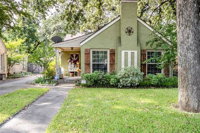 3112 Yucca Avenue, Fort Worth, TX 76111 (MLS #14184967) :: Kimberly Davis & Associates