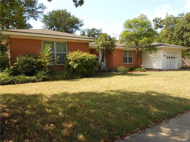 6808 Robinhood Lane, Fort Worth, TX 76112 (MLS #14184969) :: The Good Home Team