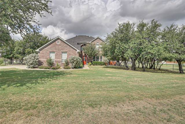 263 Highland Drive, Aledo, TX 76008 (MLS #14184972) :: RE/MAX Town & Country