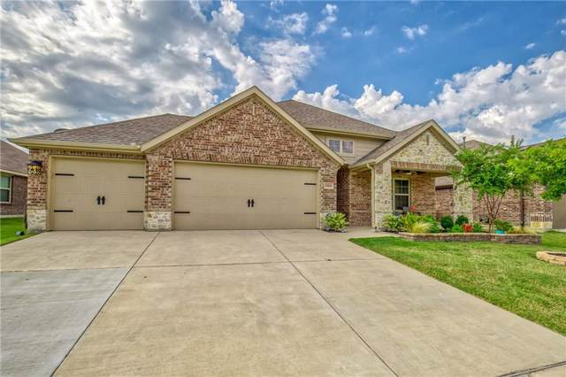 1004 Rose Garden Drive, Little Elm, TX 75068 (MLS #14184990) :: All Cities Realty