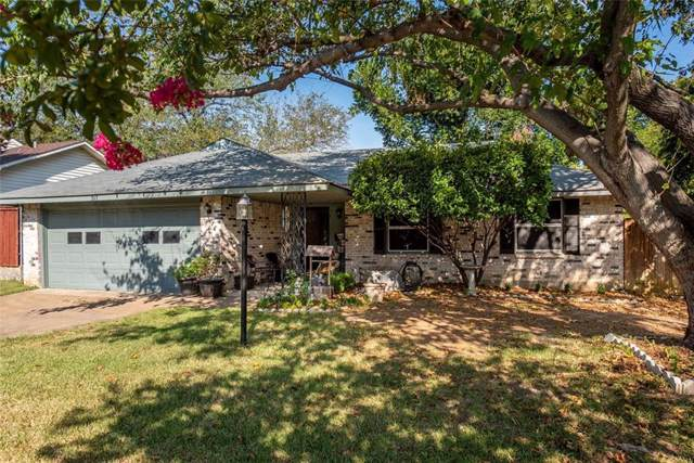 317 Clearfield Drive, Garland, TX 75043 (MLS #14184992) :: The Good Home Team