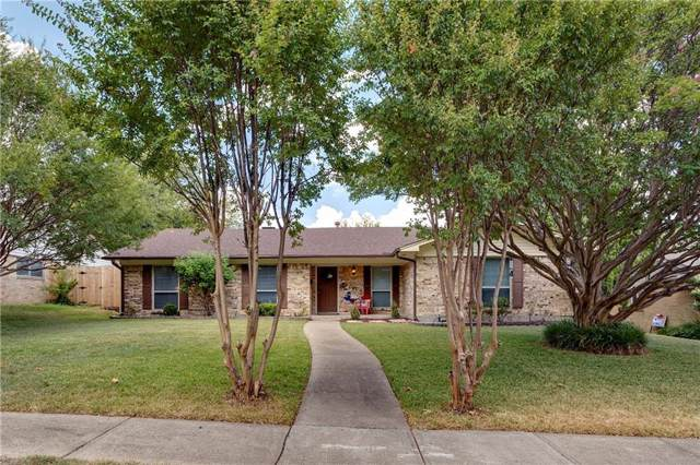 418 Lawndale Drive, Richardson, TX 75080 (MLS #14185012) :: The Real Estate Station