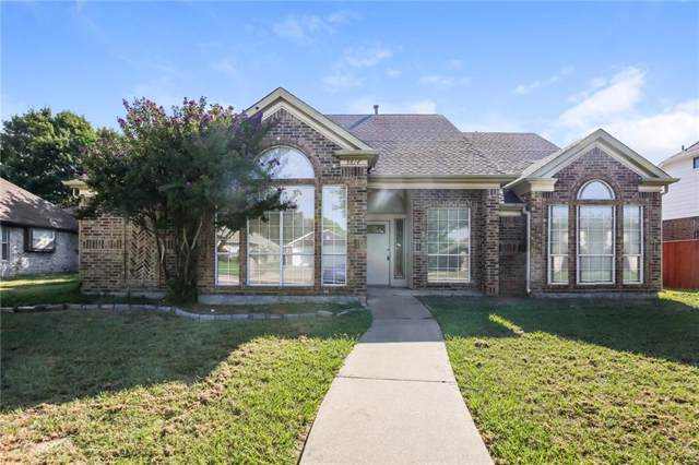 3814 Martha Lane, Rowlett, TX 75088 (MLS #14185013) :: The Good Home Team
