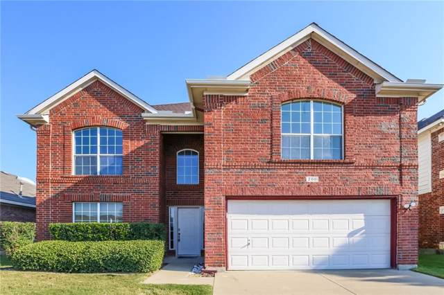 208 Rock Prairie Lane, Fort Worth, TX 76140 (MLS #14185016) :: Performance Team
