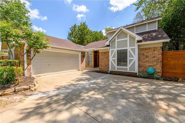 437 Dillard Lane, Coppell, TX 75019 (MLS #14185027) :: The Heyl Group at Keller Williams