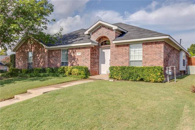 434 Fall Cedar Drive, Fort Worth, TX 76108 (MLS #14185040) :: Potts Realty Group