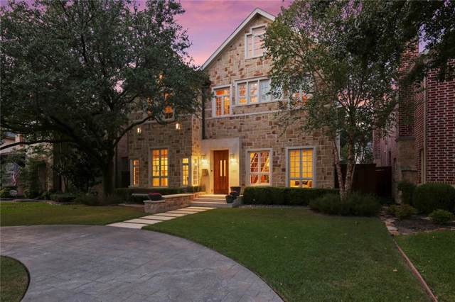 3452 Amherst Avenue, University Park, TX 75225 (MLS #14185056) :: Kimberly Davis & Associates