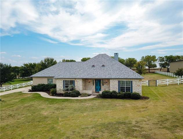401 Lonesome Prairie Trail, Haslet, TX 76052 (MLS #14185057) :: The Heyl Group at Keller Williams