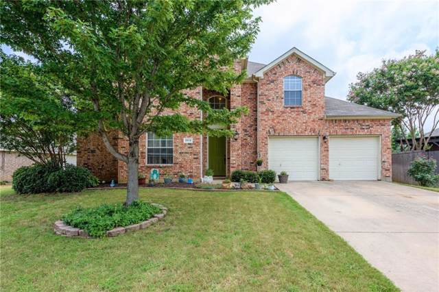 2512 Great Bear, Denton, TX 76210 (MLS #14185058) :: Baldree Home Team