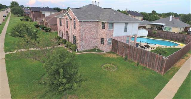 1130 Creek Valley Road, Mesquite, TX 75181 (MLS #14185065) :: The Chad Smith Team
