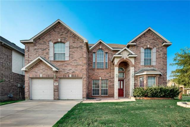 400 Cold Mountain Trail, Fort Worth, TX 76131 (MLS #14185067) :: RE/MAX Town & Country