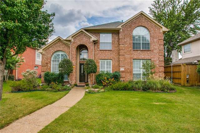 4416 Lone Rock Court, Plano, TX 75024 (MLS #14185104) :: The Good Home Team