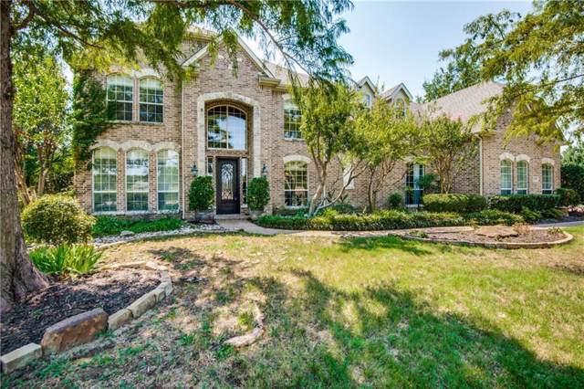 3805 Rothschild Drive, Flower Mound, TX 75022 (MLS #14185111) :: Baldree Home Team