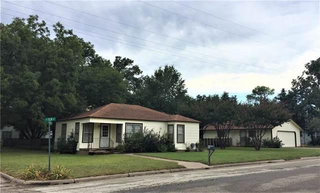 503 N Elm Street, Muenster, TX 76252 (MLS #14185113) :: Team Tiller