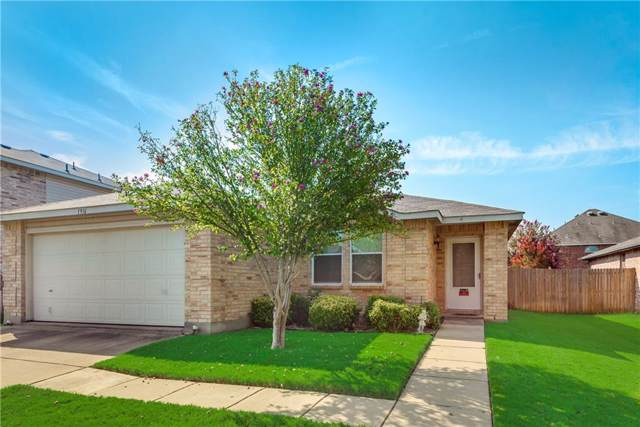 1916 Copper Mountain Drive, Fort Worth, TX 76247 (MLS #14185123) :: Baldree Home Team