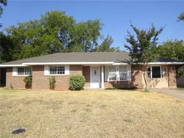 814 Marigold Drive, Cedar Hill, TX 75104 (MLS #14185126) :: Baldree Home Team