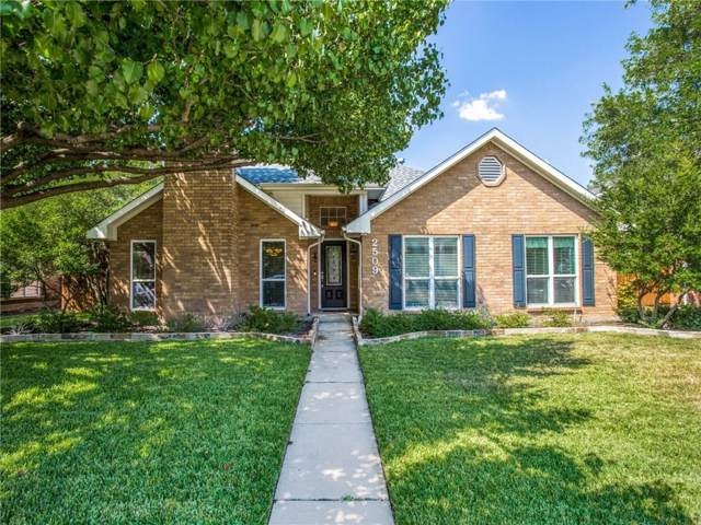2509 Micarta Drive, Plano, TX 75025 (MLS #14185149) :: Lynn Wilson with Keller Williams DFW/Southlake