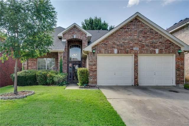 3517 Kales Lane, Flower Mound, TX 75022 (MLS #14185156) :: Real Estate By Design