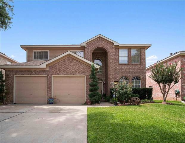 2715 Scarborough Drive, Grand Prairie, TX 75052 (MLS #14185159) :: Baldree Home Team