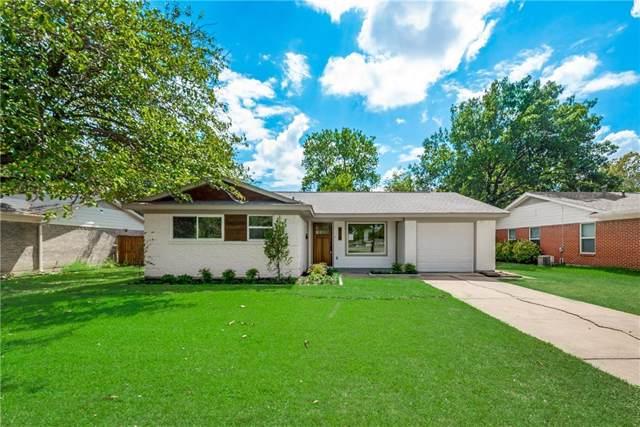 518 La Salle Drive, Richardson, TX 75081 (MLS #14185174) :: The Good Home Team