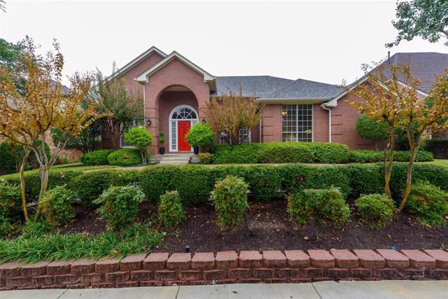 2305 Creekside Circle S, Irving, TX 75063 (MLS #14185176) :: RE/MAX Town & Country