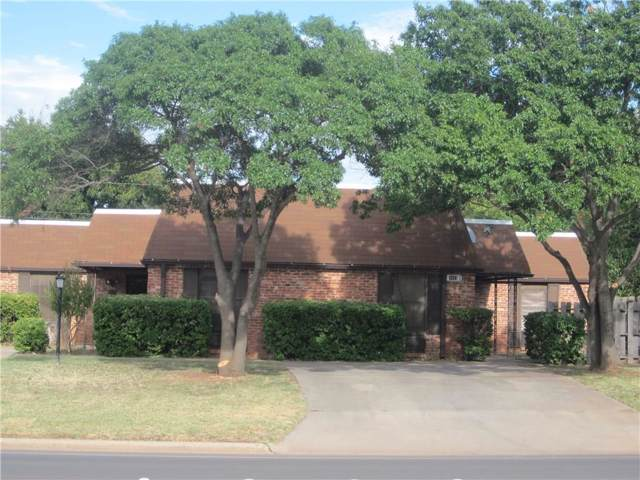 2023 N Willis Street, Abilene, TX 79603 (MLS #14185180) :: The Heyl Group at Keller Williams