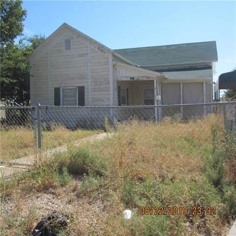 1041 Pecan Street, Abilene, TX 79602 (MLS #14185189) :: Caine Premier Properties