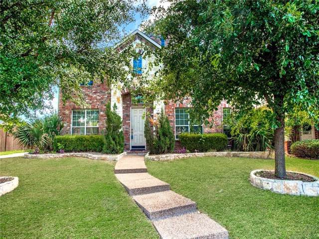 5734 Country View Lane, Frisco, TX 75036 (MLS #14185197) :: All Cities Realty