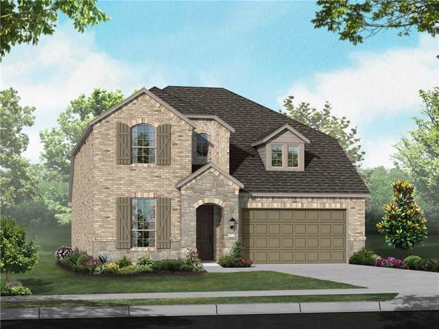 1620 Carnation Street, Prosper, TX 75078 (MLS #14185206) :: Real Estate By Design