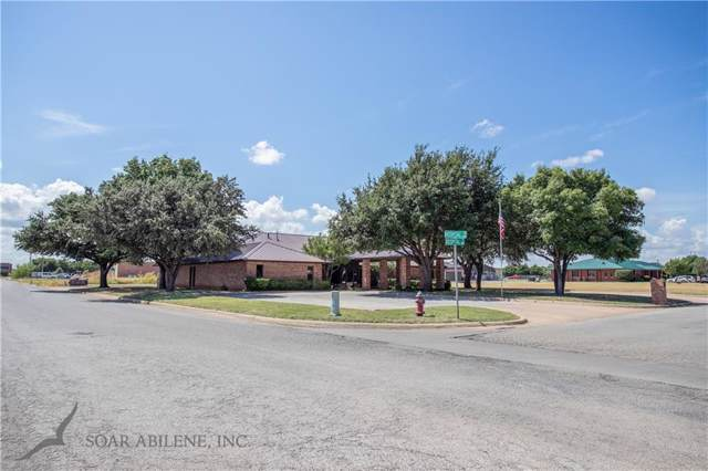 1925 Hospital Place, Abilene, TX 79606 (MLS #14185209) :: Team Hodnett