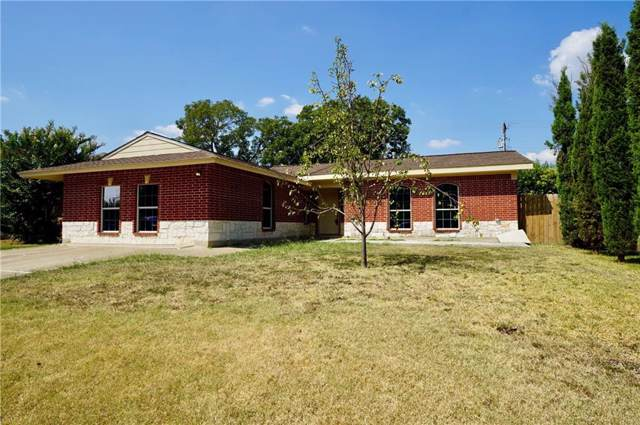 4413 Pineridge Drive, Garland, TX 75042 (MLS #14185236) :: The Good Home Team