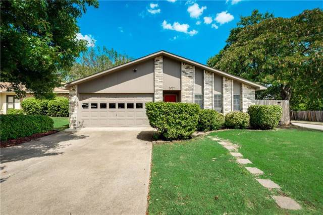 2027 Newbury Drive, Arlington, TX 76014 (MLS #14185265) :: The Heyl Group at Keller Williams