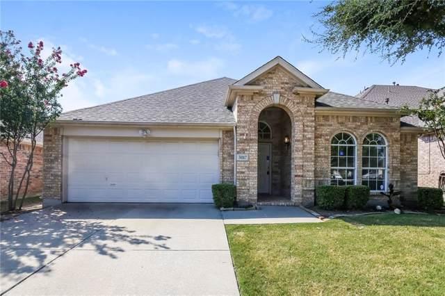 5817 Sandalwood Drive, Mckinney, TX 75072 (MLS #14185284) :: Tenesha Lusk Realty Group