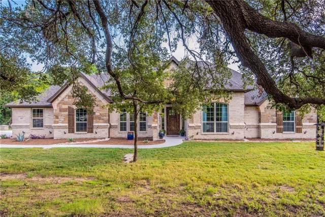357 Sandpiper Drive, Weatherford, TX 76088 (MLS #14185289) :: The Heyl Group at Keller Williams