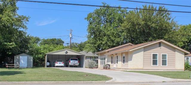 205 Saddle Road, White Settlement, TX 76108 (MLS #14185294) :: The Heyl Group at Keller Williams