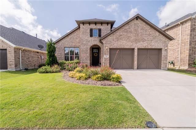836 Sandbox Drive, Little Elm, TX 76227 (MLS #14185295) :: RE/MAX Town & Country