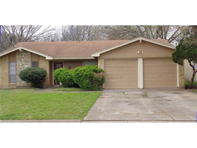 1417 Prescott Drive, Lancaster, TX 75134 (MLS #14185300) :: The Paula Jones Team | RE/MAX of Abilene