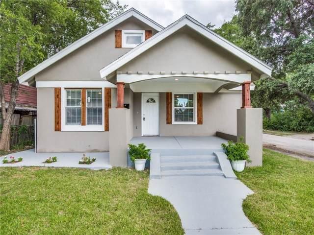 238 W Montana Avenue, Dallas, TX 75224 (MLS #14185316) :: Potts Realty Group
