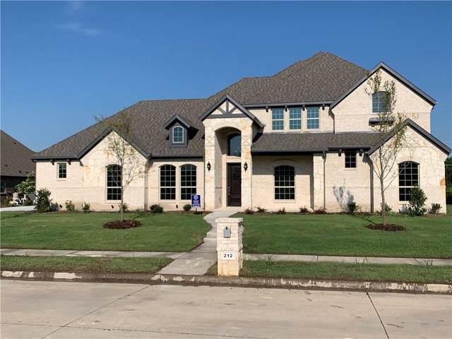 212 Falcon Point Drive, Heath, TX 75032 (MLS #14185320) :: RE/MAX Landmark